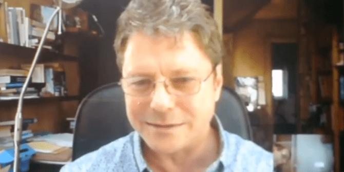 Simon Saunders Michael Redhead interviews Simon Saunders Philosophy Logic and