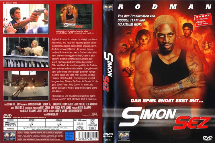 Simon Sez Simon Sez 1999