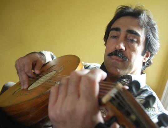 Simon Shaheen Simon Shaheen is an ambassador for traditional Arabic