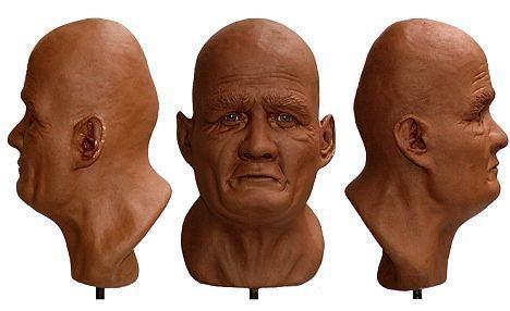 Simon Sudbury Simon of Sudbury39s face revealed by computer modelling