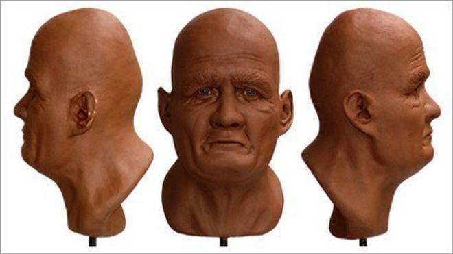 Simon Sudbury Face of Simon of Sudbury revealed by forensic artist BBC News
