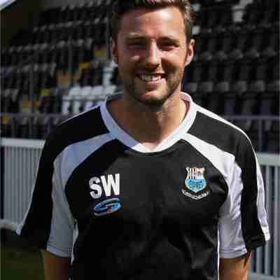 Simon Wiles Simon Wiles First Team Bamber Bridge FC Official Website