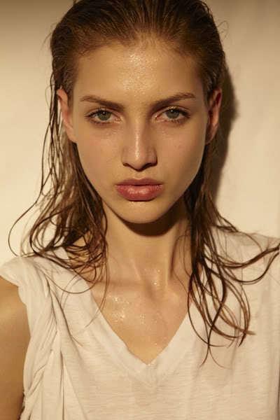 Simona Andrejić Model Simona Andrejic