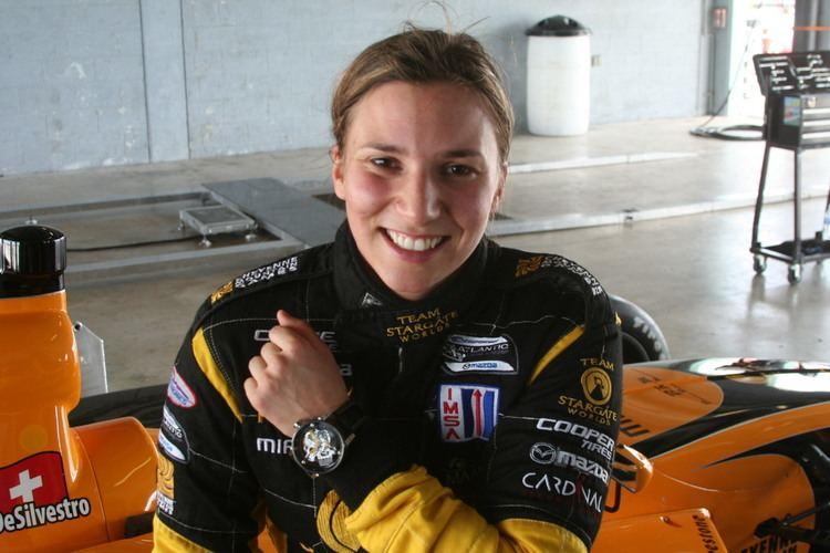 Simona de Silvestro RaceWatchSimona De SilvestroSPReview