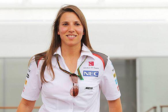 Simona de Silvestro Sauber F1 team says it had no choice on Simona de