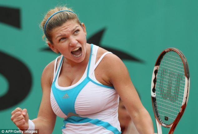 Simona Halep Wimbledon39s number 3 seed Simona Halep had breast