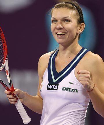 Simona Halep Simona Halep claims first title of 2014 Stuffconz