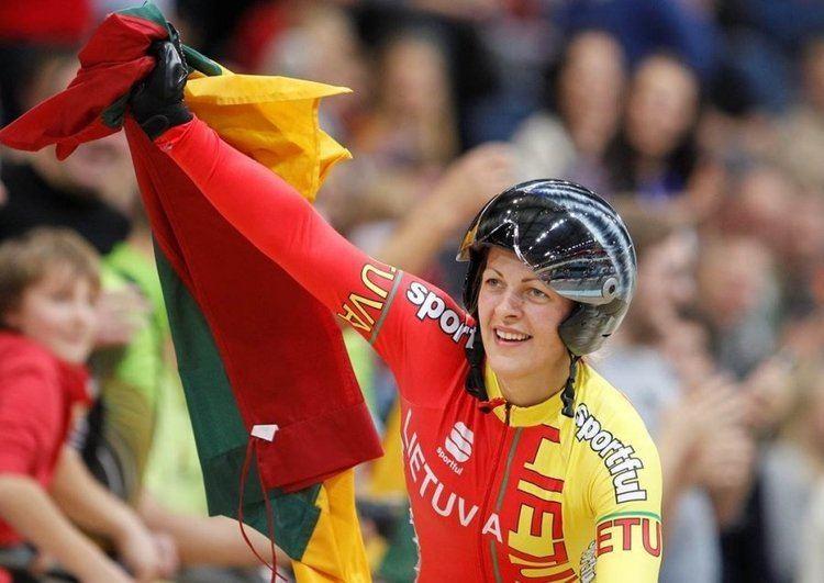 Simona Krupeckaitė Krupeckait wins cycling gold at World Cup in Hong Kong ENDELFI
