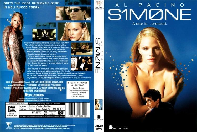 Simone (2002 film) S1m0ne Movie Wallpapers WallpapersIn4knet