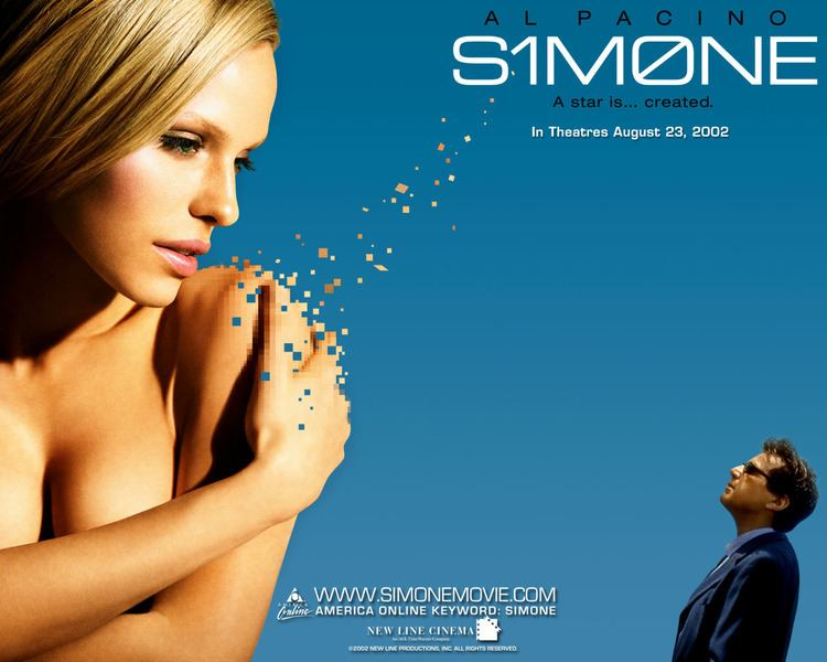 Simone (2002 film) SIMONE Richard Crouse