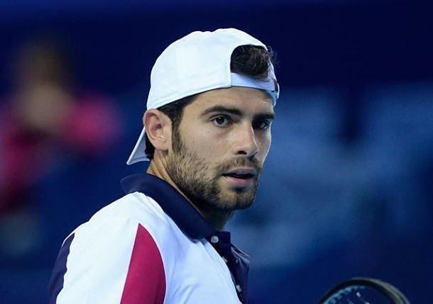 Simone Bolelli Bolelli Breaks 35Match Winless Streak vs Top 10 with Win