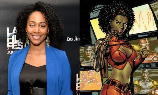 Simone Missick Simone Missick Joins Marvel39s Luke Cage as Hero Misty