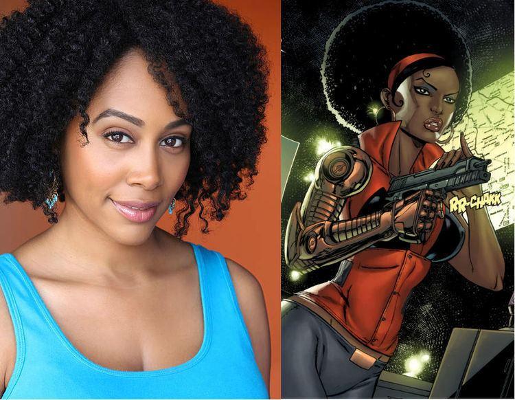 Simone Missick Simone Missick To Play Misty Knight On Marvel39s Luke Cage