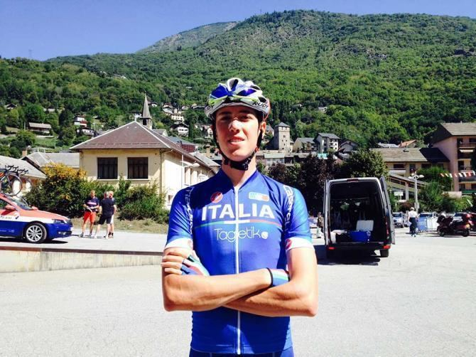 Simone Petilli Simone Petilli a climber fresh from the oven Cyclingnewscom
