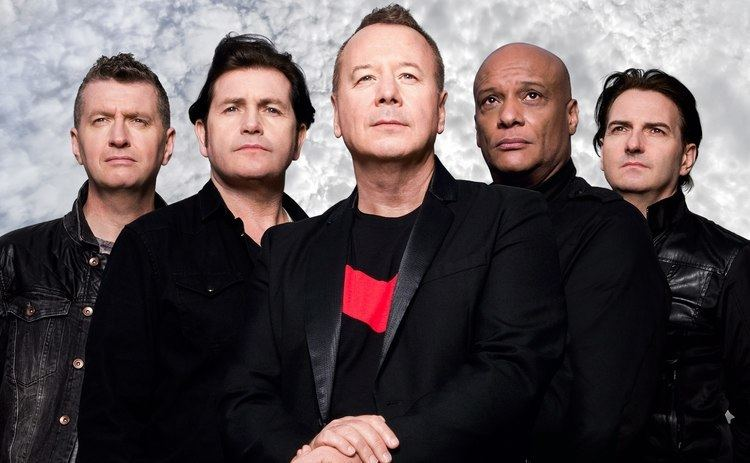 Simple Minds Simple Minds Share 39Big Music39 Tracklist Post Video for 39Honest