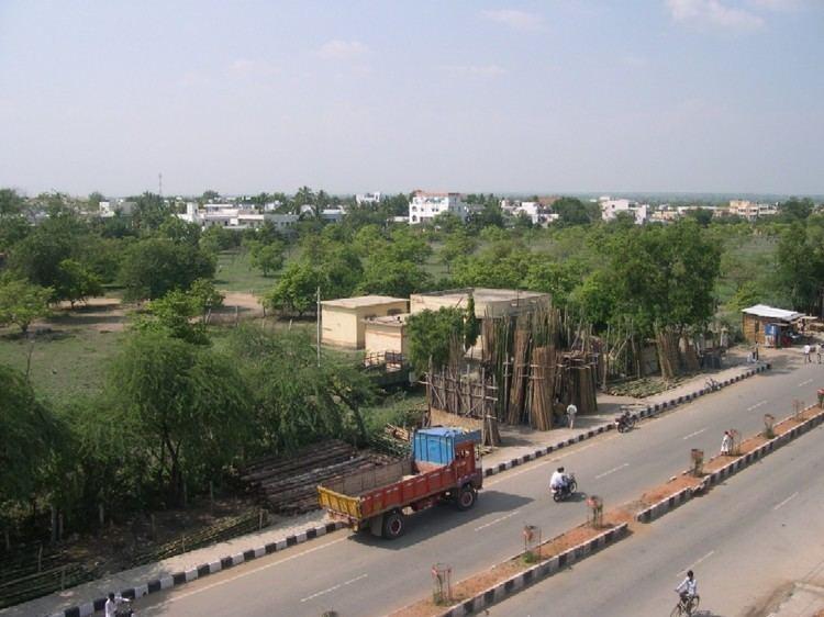 Sindhanur Beautiful Landscapes of Sindhanur