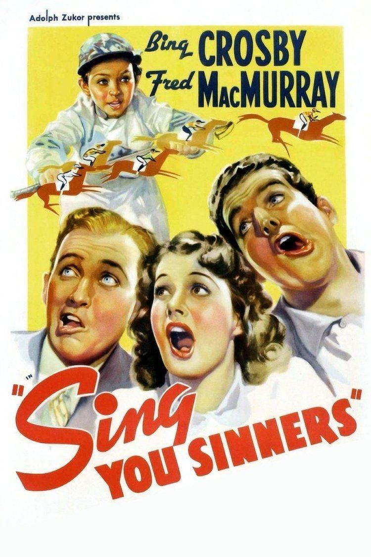 Sing You Sinners (film) wwwgstaticcomtvthumbmovieposters38395p38395