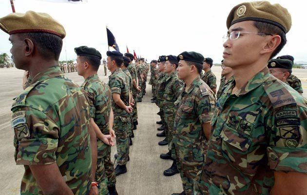 Singapore Armed Forces Bilateral military exercises demonstrate 39unity in spirit39 say
