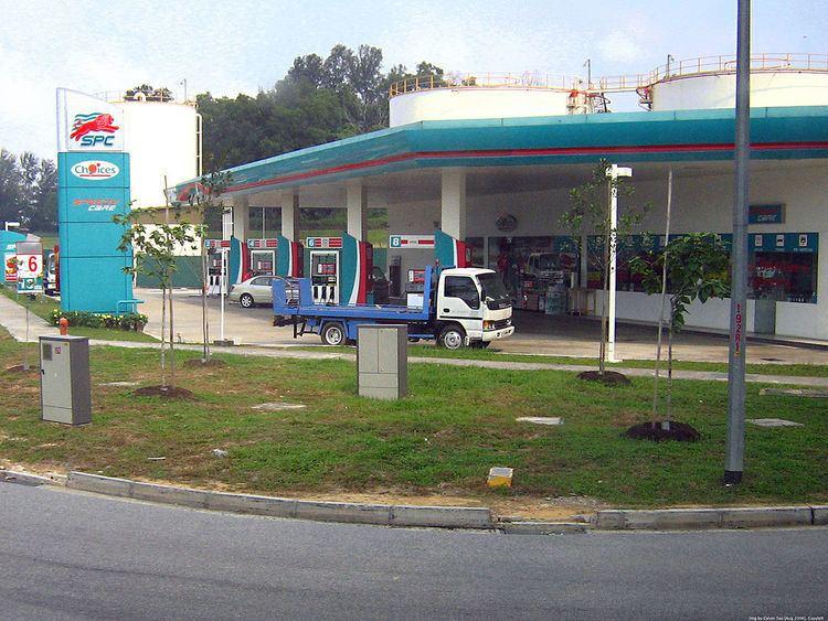 Singapore Petroleum Company