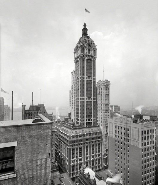 Singer Building The 10 Tallest Buildings Ever Demolished ArchDaily