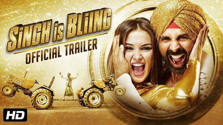 Singh Is Bliing Singh Is Bliing Official Trailer Akshay Kumar 2nd October