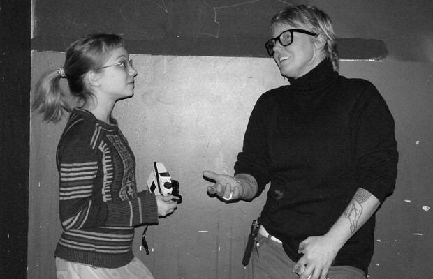 Sini Anderson QampA Sini Anderson On 39The Punk Singer39 And Kathleen Hanna