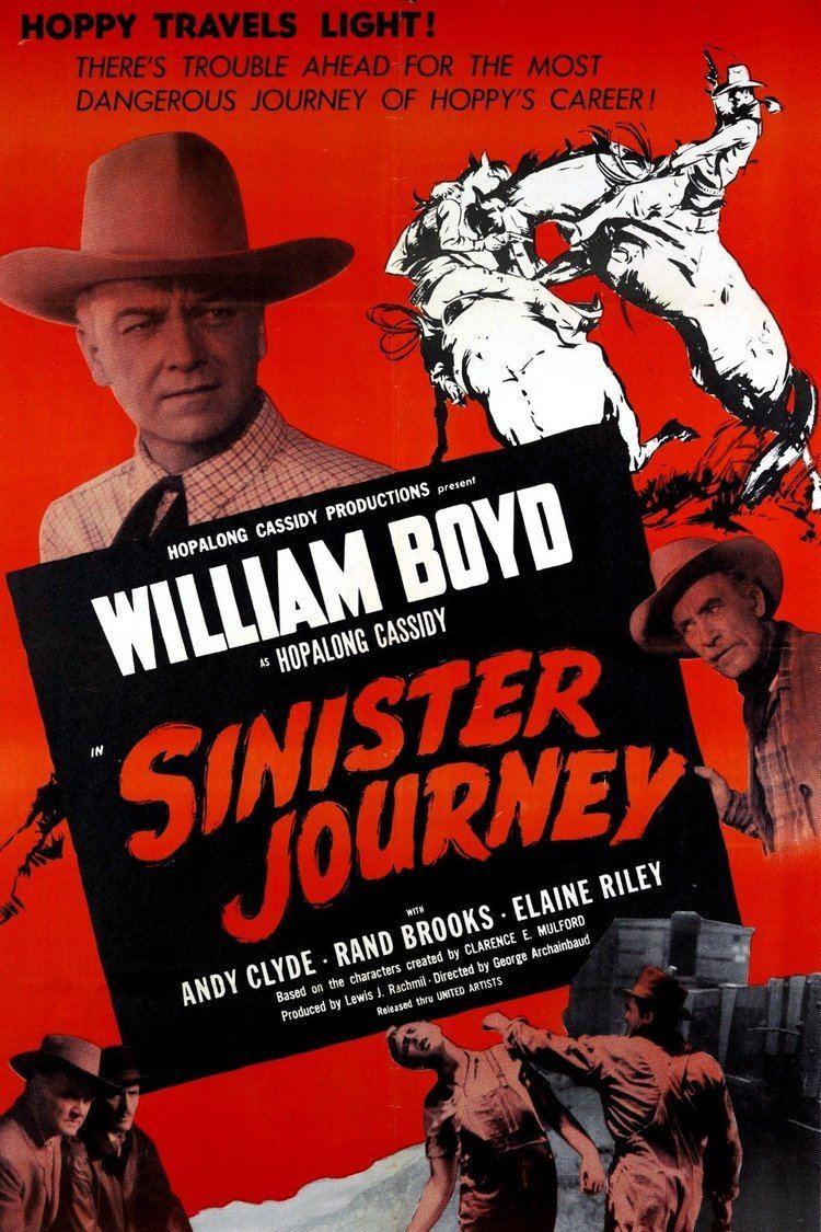 Sinister Journey wwwgstaticcomtvthumbmovieposters10695p10695