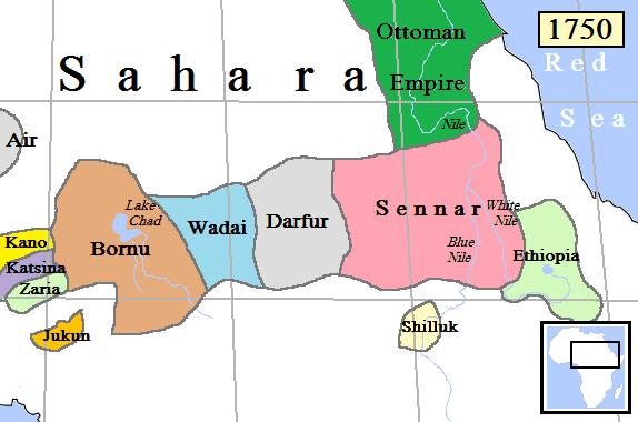 Sinnar in the past, History of Sinnar