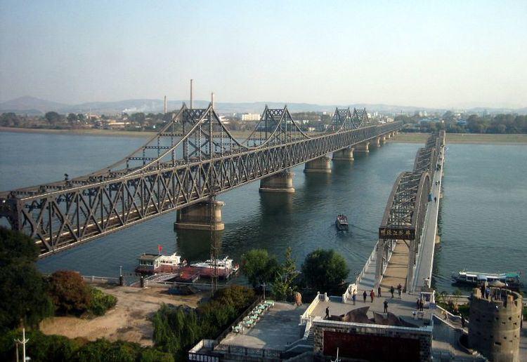 Sino-Korean Friendship Bridge