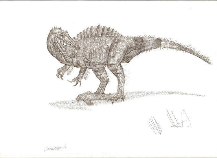 """Sinopliosaurus"" fusuiensis ""Sinopliosaurus"" fusuiensis"