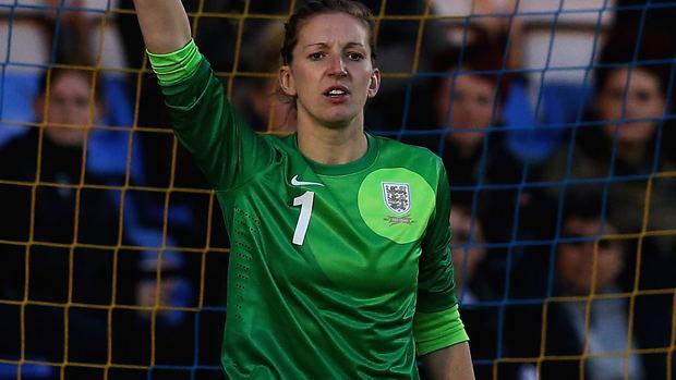 Siobhan Chamberlain England Player of the Year contender Siobhan Chamberlain