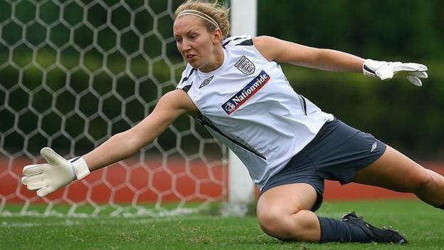 Siobhan Chamberlain Rachael Laws replaces Siobhan Chamberlain in England squad BBC Sport