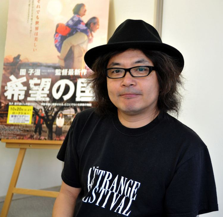 Sion Sono Sono 39Disaster survivors spoke more frankly to me than to