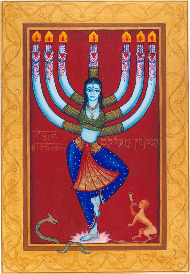 Siona Benjamin Siona Benjamin My Jewish Learning