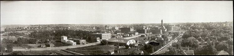 Sioux Falls, South Dakota in the past, History of Sioux Falls, South Dakota
