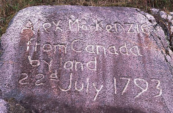 Sir Alexander Mackenzie Provincial Park