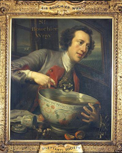 Sir Bourchier Wrey, 6th Baronet