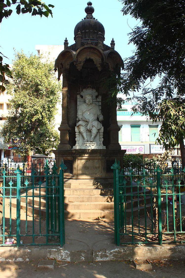 Sir Chinubhai Madhowlal Ranchhodlal, 1st Baronet