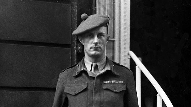 Sir Fitzroy Maclean, 1st Baronet BBC Radio 4 Desert Island Discs Sir Fitzroy MacLean