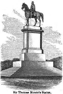 Sir Thomas Munro, 1st Baronet Sir Thomas Munro 1st Baronet Wikipedia