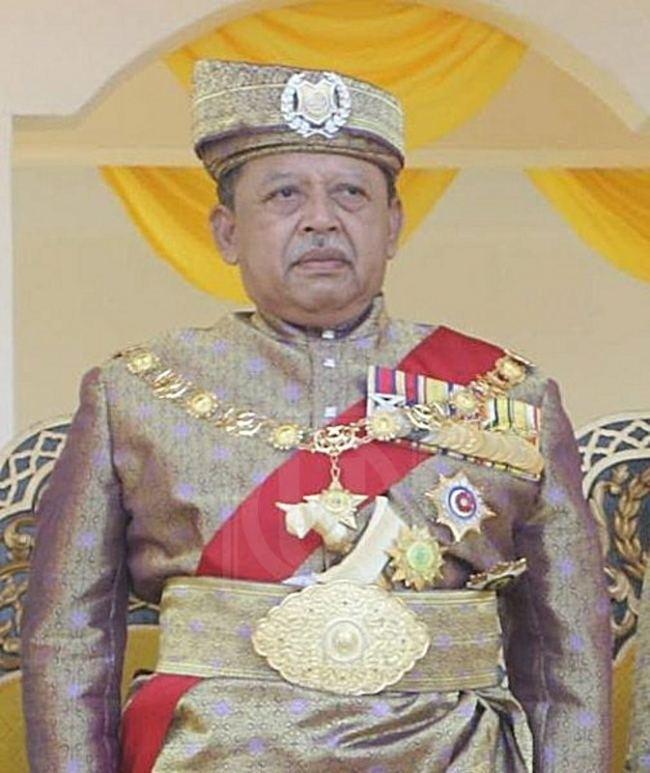 Sirajuddin of Perlis 309 dikurnia pingat Nasional Utusan Online