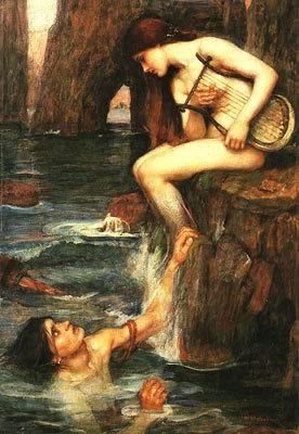 Siren (mythology) The Sirens Mythology39s Original Temptresses