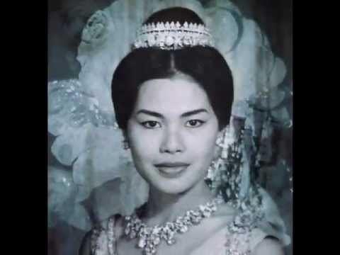 Sirikit Queen Sirikit of Thailand YouTube