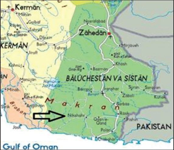 Epidemiology of malaria in Nikshahr Sistan and Baluchestan province