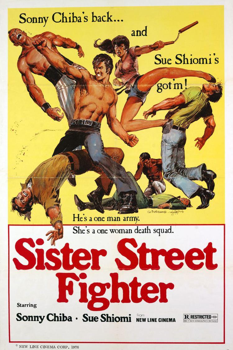 Sister Street Fighter wwwgstaticcomtvthumbmovieposters41585p41585