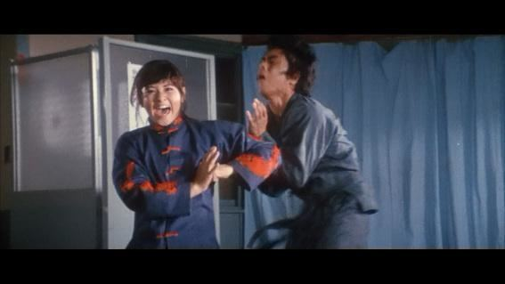Sister Street Fighter Movie of the Day Sister Street Fighter Paperblog