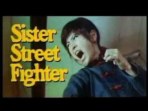 Sister Street Fighter SISTER STREET FIGHTER 1974 Kazuhiko Yamaguchi trailer YouTube