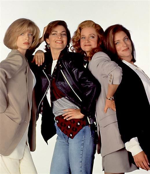 Sisters (TV series) Sisters39 stars together again after 18 years TODAYcom