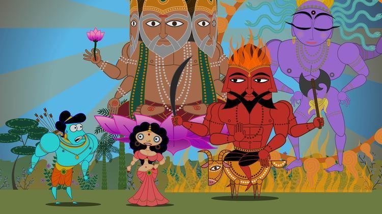 Sita Sings the Blues Sita Sings the Blues Shadow Distribution