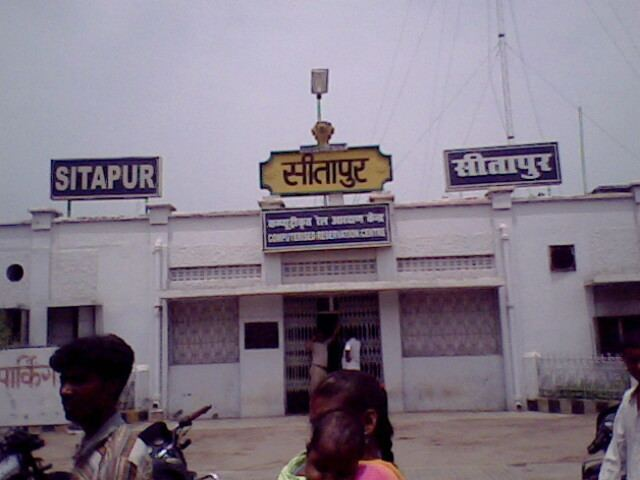 Sitapur in the past, History of Sitapur